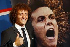 Chic e Fashion: David Luiz é eleito Celebridade de 2014