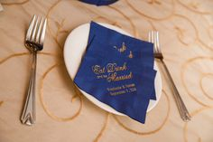 navy blue gold and red wedding decorations and table scapes monogrammed napkins Blue Gold, Navy Blue, Red Wedding Decorations, Monogrammed Napkins, Table Scapes, Wedding Photography, Tableware, Dinnerware, Tablewares