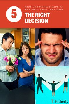 when is divorce right decision