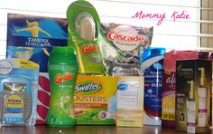Mommy Katie: #spon #Giveaway Prepping For The Holiday Guests With P&G (Holiday Guide)