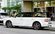 2018 Ford Flex Redesign