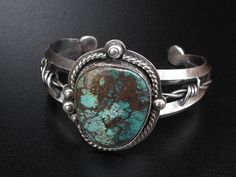Love Richard's stuff Silver Cuff, Silver Bracelets, Silver Jewelry, Bangles, Coral Turquoise, Turquoise Jewelry, Turquoise Bracelet, Artisan Jewelry, Handmade Jewelry