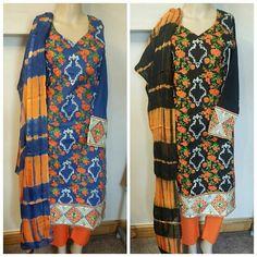 #bindassparty #bindasspartywear #punjabi #fashion #salwarkameez  #Repost @roxyjaveri  Embroidered cotton suit 30  Including UK delivery  Small  Medium Large #bindassparty #bindasspartywear