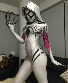 Anti-Gwenom by Elise Laurenne