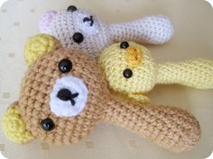It's been a while since my last post and a lot of things have happened. One is that I finally got enough practice in crocheting so I can wo...