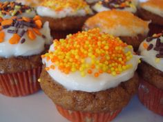 Perfectly Moist Pumpkin Cupcakes