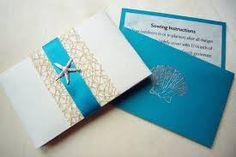 Resultado de imagen para ocean themed 15  birthday invitations