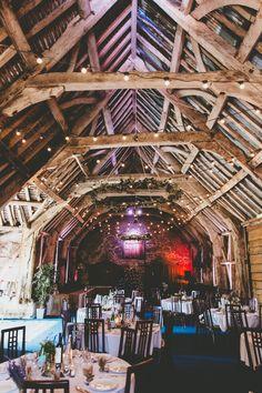 Lower Stockbridge Farm Barn Relaxed Fun Rustic Countryside Barn Wedding http://www.paulunderhill.com/