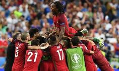 Portugal Defeat France 1-0 to Win Euro 2016 Final After Extra Time