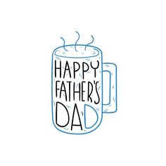 Poster Happy Fathers Dad - Dia dos pais Happy Father, Fathers, Dads, Poster, Finding Nemo, Gifts, Parents, Billboard