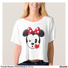 Trendy Minnie | Flirty Emoji