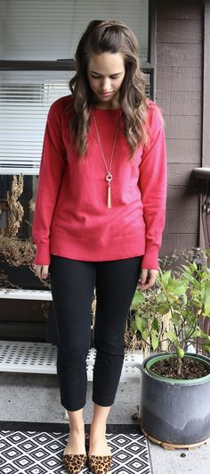 jules in flats: personal style blog - business casual workwear on a budget October 2015 Outfits Week 1 and 2