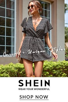 1,000+ new items launch every day ! Free returns on all orders! Say Hey to AfterPay. Buy now, pay later! Unalome Tattoo, Artichoke Dip, Nice Ideas, Cute Swimsuits, Floral Jumpsuit, Spotlights, Ditsy Floral, Fashion Outfits, Womens Fashion