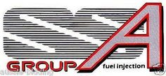 "HSV VL Group A SS V8 Rear Boot Sticker ""Walkinshaw Group A SS"" Sale On!"