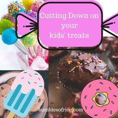 Are Your Kids Eating Too Many Treats? How to Cut Down - Bumbles of Rice Childhood Obesity, Parenting Advice, About Me Blog, Rice, Treats, Posts, Children, Healthy Recipes, Sweet Like Candy