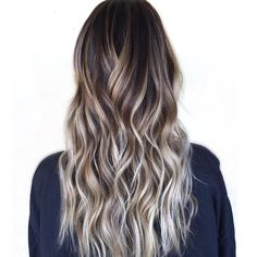 Magical sombre  by habit stylist @hairby.alisha