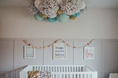 Ella Grace's Sweet Little Space Nursery Tour | Apartment Therapy