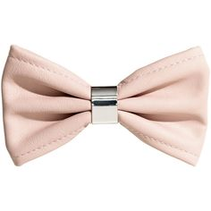 H&M Hair clip with a bow ($4.52) ❤ liked on Polyvore featuring accessories, hair accessories, bows, hair, powder pink, hair bow accessories, h&m, pink hair clips, barrette hair clips and hair clip accessories