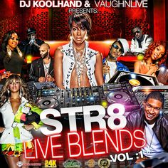 29 Tracks Of Pure Blend Action..