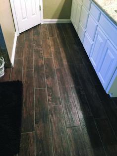 7 Inspiring Ceramic Tile Floors – Dova Home Trendy ceramic tile flooring in basement that look beautiful Living Room Tiles, Hardwood Tile, Ceramic Floor Tiles, House Flooring, Wood Look Tile Floor, Porcelain Wood Tile, Flooring, Ceramic Wood Tile Floor, Wood Like Tile