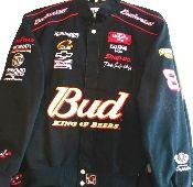Dale Earnhardt Jr. jacket - Vintage Basement - www.vintagebasement.com