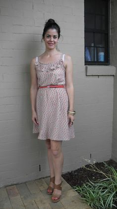 Christine Haynes Derby Dress : Sew Knit Create