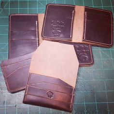 Have some stitching to do.---- Website link is in bio. We're also on Etsy and Handmade at Amazon.  #BuffaloLeatherGoods #Handmade #Handcrafted #MadeInTheUSA #Leather #Etsy #LeatherGoods #LeatherWork #LeatherCraft #LeatherMakers #Wallet #Purse #DoppKit #Bracelet #ToteBag #Colorado #Denver #Moleskine #Minimalist #Outdoors #Traveler #TravelGoods #Notebook #FieldNotes #Travel #EverydayCarry #EDC by buffaloleathergoods #tailrs
