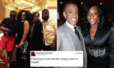 Al Sharpton's daughter partying in Vegas after $5million ankle suit
