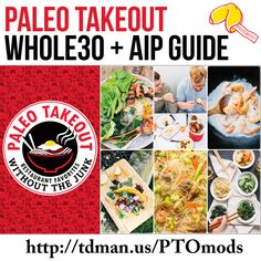 The Whole30 and AIP guide to Paleo Takeout