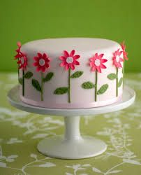 birthday cakes flowers - Google Search