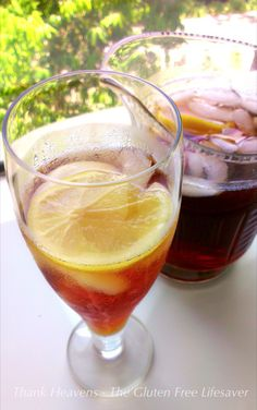 Rhonda  Trout.    Iced Tea