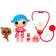 Lalaloopsy Littles Sew Cute Patient - List price: $29.99 Price: $24.99 + Free Shipping