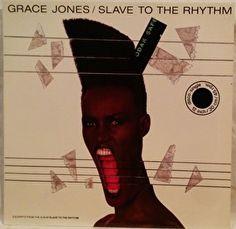 Grace Jones - Slave To The Rythm (Maxi)