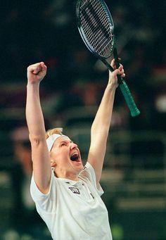 Jana Novotna - 1997 WTA Tour Championships