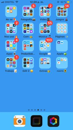 My iphone - mi iphone. Organize Apps On Iphone, Iphone App Layout, Wallpaper App, Wallpapers, Iphone Hacks, Phone Organization, Phone Stickers, Phone Gadgets, Diy Phone Case