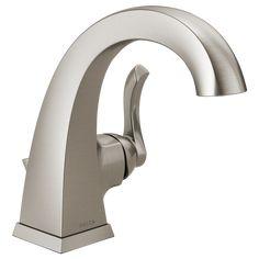 Single Handle Bathroom Faucet, Bathroom Sink Faucets, Bathroom Lighting, Navigation Design, Shower Tile Designs, Shower Cleaner, Bathroom Collections, Delta Faucets, Bathroom Layout
