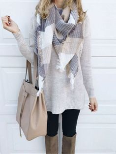 Best Comfortable Women Fall Outfits Ideas As Trend 2017 225