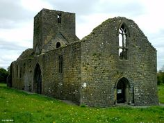 Callan Friary Co Kilkenny - directions at the link.