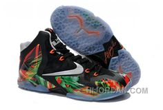 promo code 09d87 833c9 Nike LeBron 11 Everglades Online HCkbZX