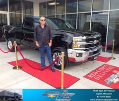 #HappyBirthday to Jackie Sawyer from Phillip Burnette at Crossroads Chevrolet Cadillac!