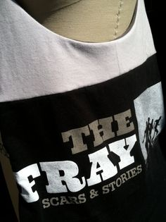 662c6f99880de6 The Fray Bag Hobo Scars and Stories Concert by TheCollectiveChaos The Fray