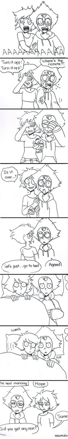 (Lapidot) Horror movies by HikumiRin on DeviantArt