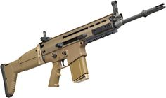 SCAR H i shot one of these!