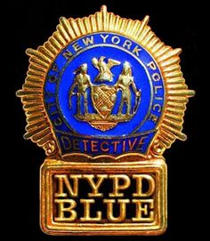 nypd-logo the TV show