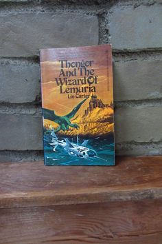 $6 Thongor and the Wizard of Lemuria by Lin Carter