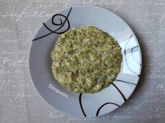 Slimgastro: Joghurtos brokkoli püré Risotto, Ethnic Recipes, Food, Essen, Meals, Yemek, Eten