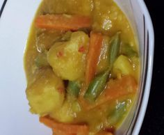 Recipe HUNTERS Rendang Potatoes by Cozzy - Recipe of category Side dishes