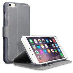 Köp Terrapin Low Profile Plånboksfodral iPhone 6/6S Plus grå online: http://www.phonelife.se/terrapin-low-profile-planboksfodral-iphone-6-plus-gra