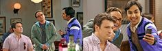 """Actor Nathan Fillion guest star on tonight's episode  """"The Big Bang Theory"""""""