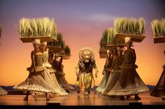 Roaming the Pridelands. The Lion King Musical - one of the best musicals I've ever seen!